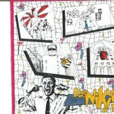 Discos de vinilo: LOS NIKIS. LOS NIKIS (VINILO LP 1988). Lote 43224415