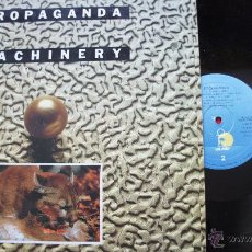 Dischi in vinile: PROPAGANDA MACHINERY - ESPAÑOL 1985. Lote 43244302