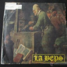 Discos de vinilo: LA BEPS - REQUIEM POR UN GUERRERO 1983 SPANISH HEAVY. Lote 43254746