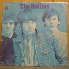 Discos de vinilo: THE HOLLIES - DOBLE LP CARPETA ABIERTA ED. ALEMANA EMI ODEON 1966. Lote 43269415