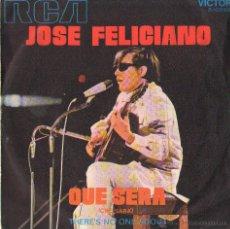 Discos de vinilo: JOSÉ FELICIANO - QUE SERÁ 1971. Lote 43275042