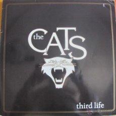 Discos de vinilo: LP - THE CATS - THIRD LIFE (HOLLAND, BONI RECORDS 1983). Lote 43275242