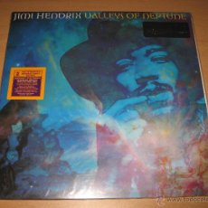 Discos de vinilo: 2 ALBUMS JIMI HENDRIX VALLEYS OF NEPTUNE M. VINYL 2010 - PEOPLE HELL AND ANGELS SONY 2013 UNRELEASES. Lote 43275475