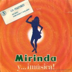 Discos de vinilo: LOS PEKENIKES - HECHIZO - EMBUSTERO Y BAILARIN - SINGLE VINILO 1969. Lote 43276566