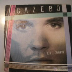 Discos de vinilo: MAGNIFICO SINGLE DE - GAZEBO -. Lote 43278735