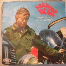 Discos de vinilo: MAGNIFICO SINGLE DE - MANOLO - DIAZ -. Lote 43279066