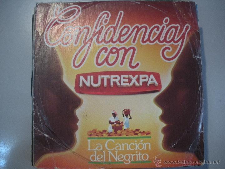 MAGNIFICO Y UNICO SINGLE DE LA CANCION DEL NEGRITO - COLACAO- (Música - Discos - Singles Vinilo - Música Infantil)