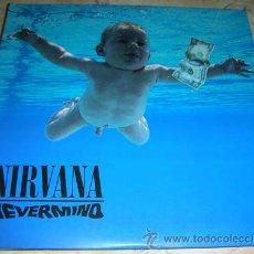 Discos de vinilo: NIRVANA - NEVERMIND 20 ANIVERSARIO DELUXE EDITION - 4 LPS. Lote 43280840