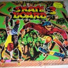 Discos de vinilo: SKATE BOARD 3 - DOBLE LP. Lote 43280950