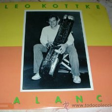 Discos de vinilo: LEO KOTTKE - BALANCE - LP USA. Lote 43280994