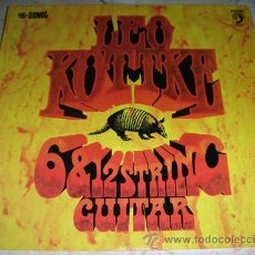 Discos de vinilo: LEO KOTTKE - 6 & 12 STRIG GUITAR - LP EDICION ESPAÑOLA DISCOPHON. Lote 43281110