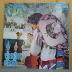 Discos de vinilo: ROLAND SHAW Y SU ORQUESTA - ¡MÉXICO! - LP DECCA - PFS 4027 - ESPAÑA 1975. Lote 43283277