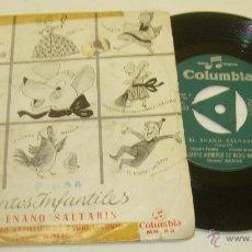 Discos de vinilo - Cuentos Infantiles EL ENANO SALTARIN - 43283414