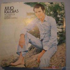 Discos de vinilo: MAGNIFICO SINGLE DE - JULIO - IGLESIAS -. Lote 43284440