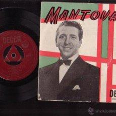 Discos de vinilo: MANTOVANI - DECCA . Lote 43296546
