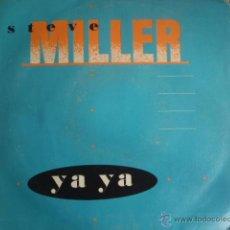 Discos de vinilo: STEVE MILLER YA YA.. Lote 43304926