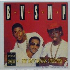 Discos de vinilo: BVSMP - 'THE BEST BELONG TOGETHER' (LP VINILO. ORIGINAL 1988) - PEDIDO MÍNIMO 8€. Lote 43306639