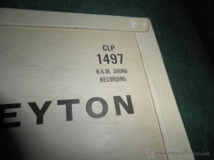 Discos de vinilo: JOHN LEYTON - THE TWO SIDES OF LP - ORIGINAL INGLES - HIS MASTER VOICE RECORDS 1961 MONO - AUTENTICO - Foto 3 - 43319982