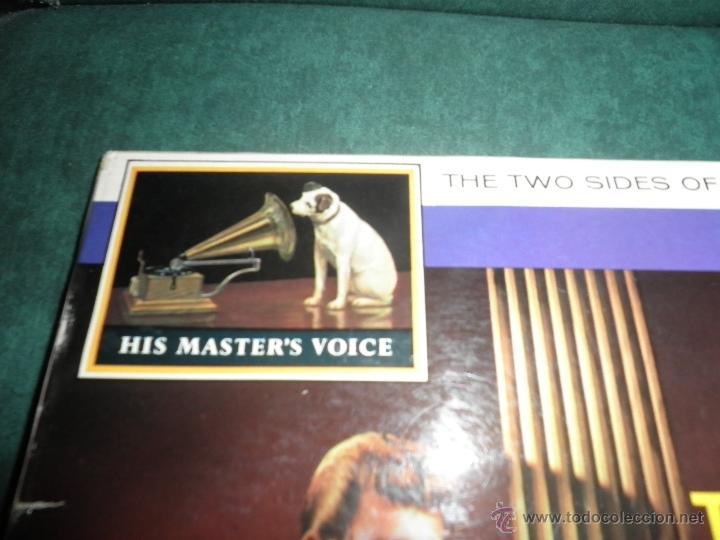 Discos de vinilo: JOHN LEYTON - THE TWO SIDES OF LP - ORIGINAL INGLES - HIS MASTER VOICE RECORDS 1961 MONO - AUTENTICO - Foto 6 - 43319982