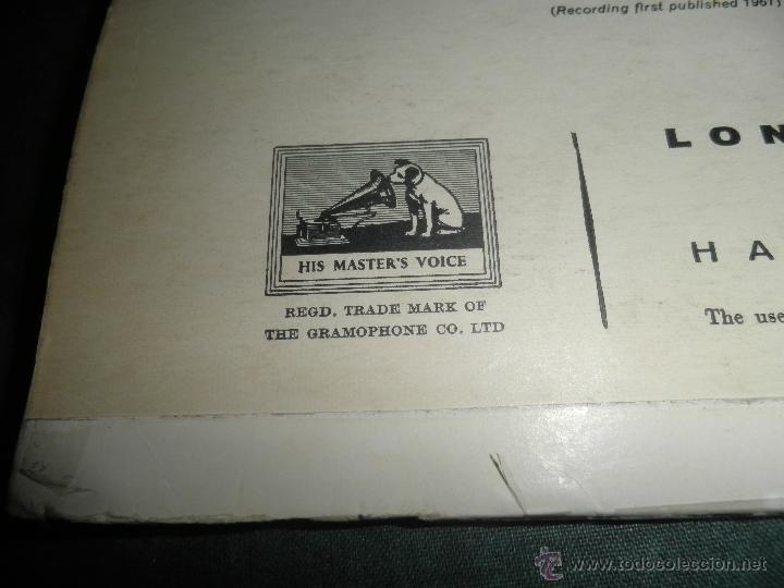 Discos de vinilo: JOHN LEYTON - THE TWO SIDES OF LP - ORIGINAL INGLES - HIS MASTER VOICE RECORDS 1961 MONO - AUTENTICO - Foto 7 - 43319982