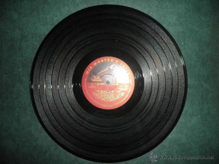 Discos de vinilo: JOHN LEYTON - THE TWO SIDES OF LP - ORIGINAL INGLES - HIS MASTER VOICE RECORDS 1961 MONO - AUTENTICO - Foto 18 - 43319982