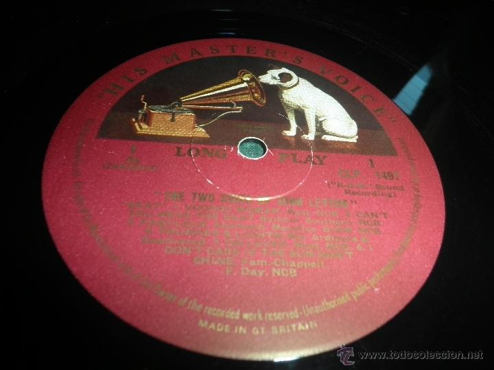 Discos de vinilo: JOHN LEYTON - THE TWO SIDES OF LP - ORIGINAL INGLES - HIS MASTER VOICE RECORDS 1961 MONO - AUTENTICO - Foto 20 - 43319982