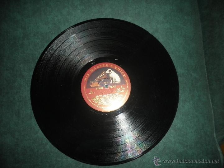Discos de vinilo: JOHN LEYTON - THE TWO SIDES OF LP - ORIGINAL INGLES - HIS MASTER VOICE RECORDS 1961 MONO - AUTENTICO - Foto 24 - 43319982