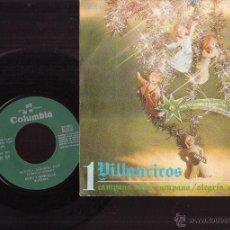 Discos de vinilo: VILLANCICOS 1 - CORO Y RONDALLA ALEGRIA. Lote 43327488
