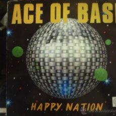 Vinyl-Schallplatten - ACE OF BASE HAPPY NATION. - 43334753