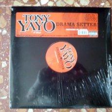 Discos de vinilo: VINILO MX TONI YAYO - DRAMA SETTER RAP HIP HOP USA. Lote 43335940