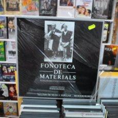 Discos de vinilo: MONOTECA DE MATERIALS - GENERALITAT VALENCIANA - LP. Lote 43336397