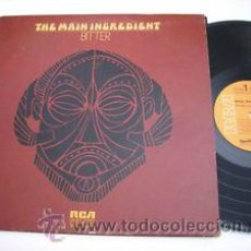 Discos de vinilo: THE MAIN INGREDIENT / BITTER SWEET 1972 !! SOUL.. EX POETS !! ORG USA EDIT, EXC. Lote 43337265