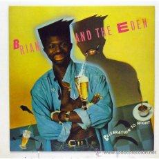 Discos de vinilo: BRIAN AND THE EDEN - 'CELEBRATION TO NIGHT' (MAXI SINGLE VINILO) - PEDIDO MÍNIMO 8€. Lote 43343002