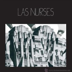 Discos de vinilo: LP LAS NURSES VINILO OVIEDO POST PUNK ASTURIAS. Lote 56482863
