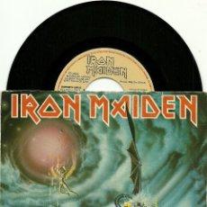 Discos de vinilo: IRON MAIDEN. FLIGHT OF ICARUS (VINILO SINGLE ESPAÑOL 1983) . Lote 43351825