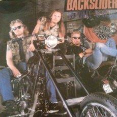 Discos de vinilo: BACKSLIDERS NATIONAL NIGHTMARE LP. Lote 43352224