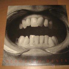 Discos de vinilo: LP DEPOSITO DENTAL -GRABACIONES ACCIDENTALES AÑO 1986 PRODUCIDO POR J. ARTECHE EXPERIMENTAL RARO. Lote 43353266