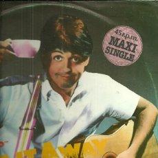 Discos de vinilo: PAUL MCCARTNEY MAXI-SINGLE SELLO ODEON AÑO 1982 EDITADO EN ESPAÑA. Lote 43361857