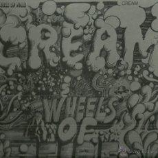 Discos de vinilo: CREAM LP DOBLE (2 DISCOS) SELLO RSO AÑO 1977. Lote 43362047