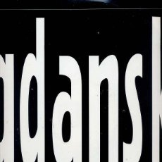 Discos de vinilo: GDANSK / PROSPECT STREET / PARADISE / GIVE 'EM A REASON (BIG STING PRODUCTIONS). Lote 43362639