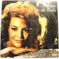 Discos de vinilo: LILIAN DE CELIS. Lote 43365178