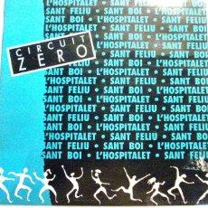 Discos de vinilo: CIRCUIT ZERO. Lote 43366191