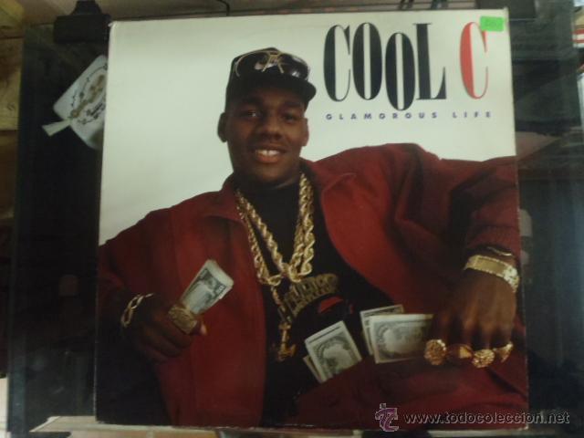 COOL C GLAMOROUS LIFE (Música - Discos - LP Vinilo - Rap / Hip Hop)