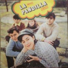 Discos de vinilo: LA PANDILLA LP ORLADOR CIRCULO DE LECTORES 1971. Lote 43366480