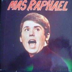 Discos de vinilo: LP ARGENTINO DE RAPHAEL AÑO 1968. Lote 26851694
