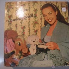 Discos de vinilo: MAGNIFICO SINGLE DE - CARMEN - SEVILLA -. Lote 43368868