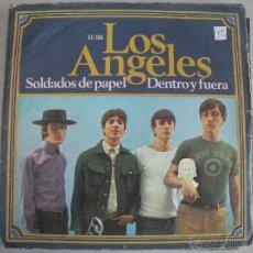 Discos de vinilo: MAGNIFICO SINGLE DE - LOS - ANGELES -. Lote 43374515