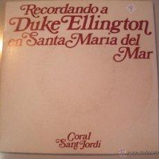 Discos de vinilo: MAGNIFICO SINGLE DE - DUKE - ELLINGTON -. Lote 43379763