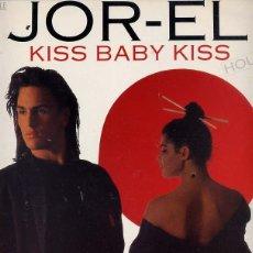 Discos de vinilo: JOR - EL KIS BABY KISS (2 VERSIONES) RCA 1988. Lote 43381296