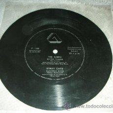 Discos de vinilo: THE KINKS / STRAY CATS - FLEXI DICS PROMO 1981. Lote 43392552